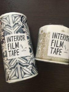 diy 発見 簡単便利 そして可愛いフィルムテープ 古いものが好きな