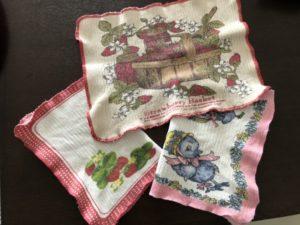 レトロ 布巾