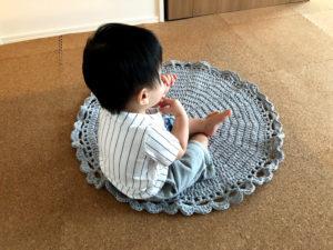 かぎ針編み マット