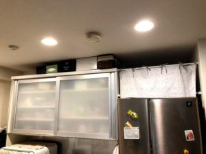 冷蔵庫 上