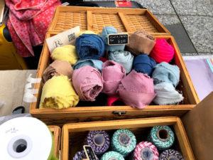 渋谷蚤の市 手芸